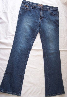 South Pole Southpole Stretch lowrise blue jeans 15 14