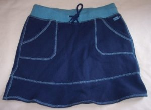 Childrens Place TCP Sport navy blue skort scooter skirt girls 10
