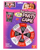 Bachelorette Drink Or Dare Party Game