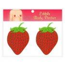 Edible Body Pasties - Strawberry