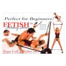 Fetish fantasy series rope cuff & tether set
