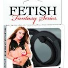 Fetish fantasy series designer cuffs - black