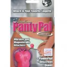 Vibrating panty pal butterfly - pink