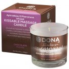Dona Kissable Massage Candle - 4.75 oz Chocolate Mousse