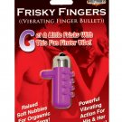 Frisky fingers - purple
