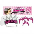Bride to Be Bride Tiara Set