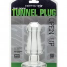 Perfect Fit Rook Tunnel Plug - Clear