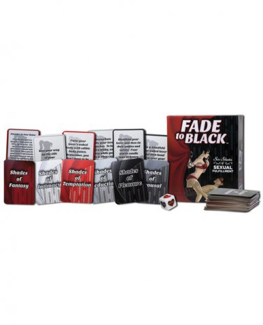 Fade To Black Six Shades Of Sexual Fulfillment Game