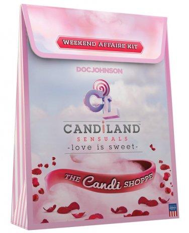 Candiland Sensuals Weekend Affaire Kit