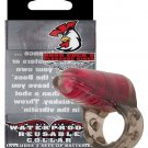 Evolved Boss Cock's Pleasure Ring The Collar - Black/Red
