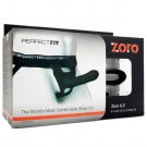 "Perfect Fit Zoro 6.5"" - Black"