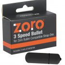 Perfect Fit Zoro Vibrating Bullet - 3 Speed