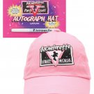 Bachelorette Autograph Hat w/Pen