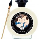 Shunga Edible Body Paint - 3.5 oz Vanilla & Chocolate Temptation