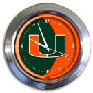 Varsity College Neon Clocks
