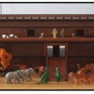 Noahs Ark Playset Model