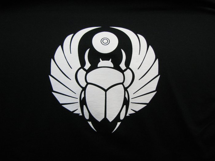 Discology T-Shirt: MEDIUM (M)