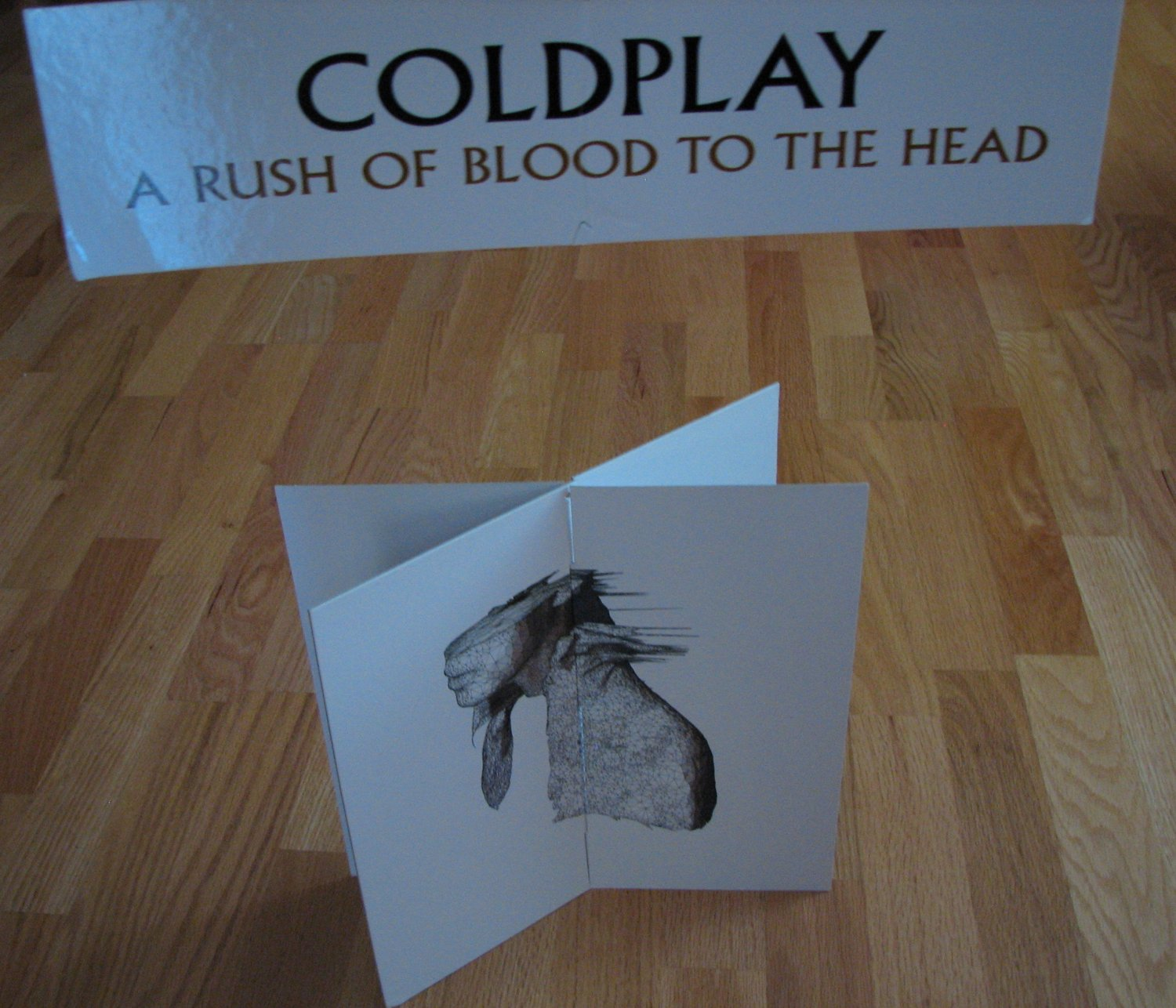 Coldplay: A Rush Of Blood To The Head Mobile