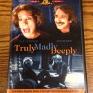 Truly, Madly, Deeply RARE OOP! Alan Rickman, Juliet Stevenson. w/ Insert! (DVD)