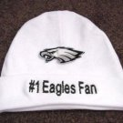 Eagles Football Baby Infant Newborn Hospital Hat Cap