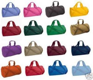 Personalized Cheerleader Cheerleading Barrel Duffle Bag