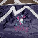 Personalized Girls Dance Ballerina Ballet  Duffle Bag
