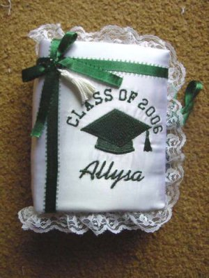 Personalized Class of 2011 Graduation Photo Album