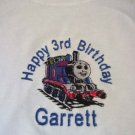 Personalized Thomas Tank the Engine Birthday Shirt