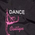 Personalized Dance Dancer Ballerina Ballet Competition Costumes Garment Bag