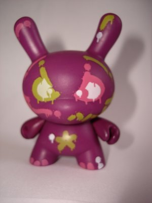Dunny French Series Mist