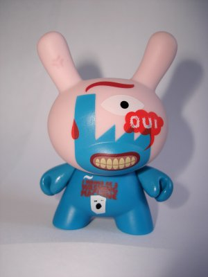 Dunny French Series Jack Usine