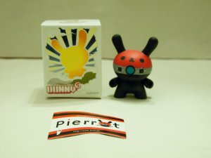 Dunny Series 5: Devil Robot (no scarf)