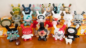 Dunny Series 3 (set of 17)