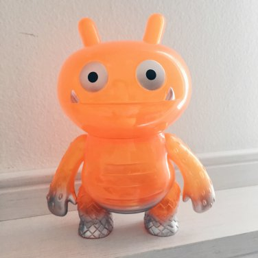 Wage Kaiju : Orange Clear by David Horvath