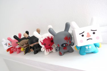 Dunny Series 2009 (lot of  7)