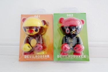 Devil Robot Trexi Set