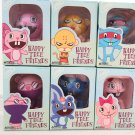 Happy Tree Friends Trexi ( 6 trexis)