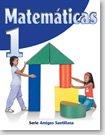 Matematicas 1               / ISBN: 9582409185 / Ediciones Santillana