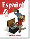 Espanol 4              / ISBN: 9582409517 / Ediciones Santillana