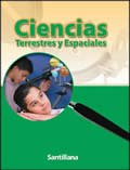 Ciencias Terrestres y Espaciales / ISBN: 1575818744 / Ediciones Santillana
