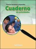Ciencias Terrestres y Espaciales Cuaderno / ISBN: 1575818779  / Ediciones Santillana