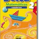 Delta 2 Cuaderno ( matematicas) / isbn 9789584509826    / Distribuidora Norma