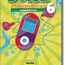 Delta 6 Cuaderno ( matematicas) / isbn  9789584509864   / Distribuidora Norma