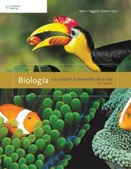 Biologia La Unidad y la Diversidad de la Vida - 12e [Paperback] / Starr / isbn 6074811377