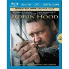 Robin Hood: Unrated Director's Cut (Blu-ray/DVD Combo,Digital Copy)Russell Crowe, Cate Blanchett