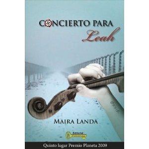 Concierto Para Leah - Maira Landa - isbn 0979165075