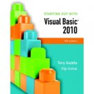 Starting Out With Visual Basic 2010 (5th Edition) / Gaddis / isbn 0136113400