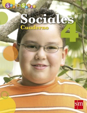 Sociales 4 Cuaderno ( Ser y Saber ) isbn 9781934801925