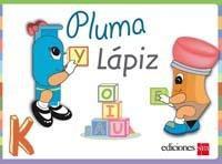Pluma y Lapiz K / isbn 9781933279152 / Ediciones SM
