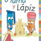 Pluma y Lapiz 4 / isbn 9781933279190 / Ediciones SM